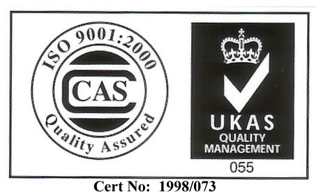 we are an iso9001 200 supplier